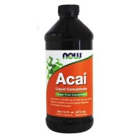 NOW Acai Concentrate 16 oz