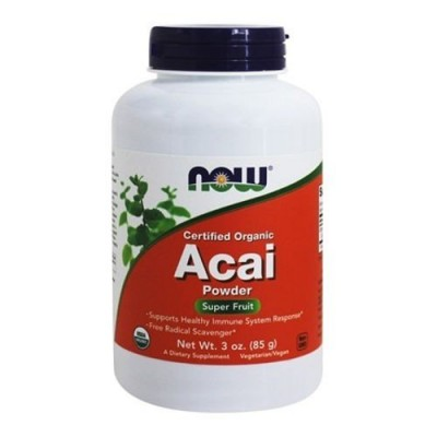 NOW Acai Powder Organic 3 oz