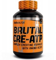 BioTech USA Brutal Cre-ATP 120 капс