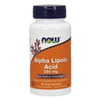 NOW Alpha Lipoic Acid 250 mg 60 vcaps