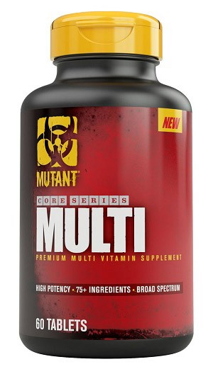 Mutant Core Series Multi Vitamin 60 c