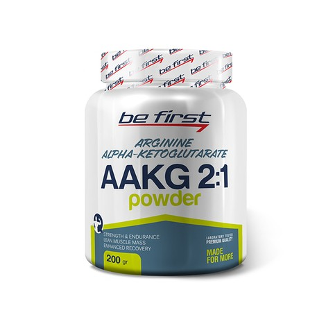 Be First AAKG powder 200 гр.