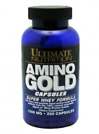 Ultimate Nutrition Amino Gold (1000 mg) 250 caps