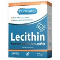 VP laboratory Lecithin 60 caps