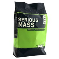 Optimum Nutrition Serious Mass 12 lb - 5455 гр.