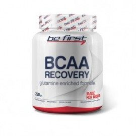 Be First BCAA Recovery powder 250 гр.