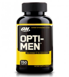 Optimum Nutrition Opti Men 150 таб.