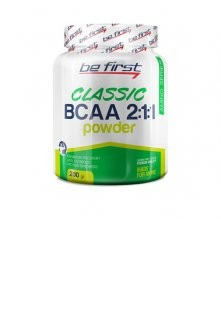 Be First BCAA 2:1:1 CLASSIC powder 200 гр.