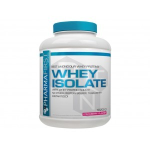BioTech USA Pharmafirst Whey Isolate 1820 гр.