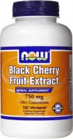 NOW Black Cherry Extract 750 mg 180 vcaps
