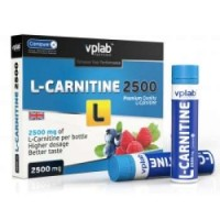 VP laboratory L-Carnitine Concentrate 2500 1amp