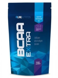 Rline BCAA EXTRA пакет 200 гр.