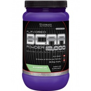 Ultimate Nutrition Flavored BCAA 12,000 457 гр.