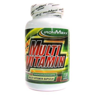 Iron Maxx Multivitamin 130 caps