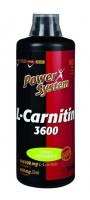 Power System L-Carnitin 3600 mg 1000 мл