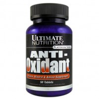 Ultimate Nutrition Anti-Oxidant 50 tabs