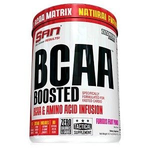 SAN BCAA Boosted 417 гр.