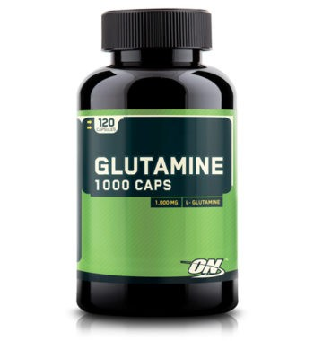 Optimum Nutrition Glutamine caps 1000 mg. 120 caps