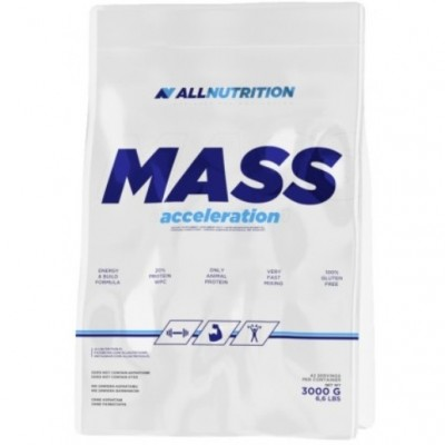 Гейнер All Nutrition Mass Acceleration 3000 гр.