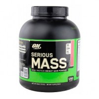 Optimum Nutrition Serious Mass 6 lb - 2727 гр