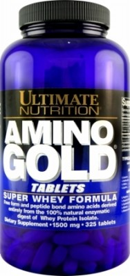 Ultimate Nutrition Amino Gold (1500 mg) 325 tabs