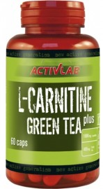 ActivLab L-Сarnitine plus Green Tea 60 таб.