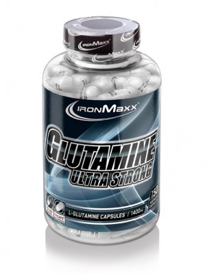 Iron Maxx Glutamin Ultra Strong 1598mg 150 капс.