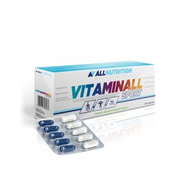 All Nutrition Vitaminall SPORT 60 кап.