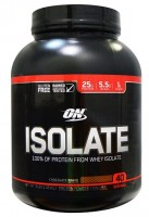 Optimum Nutrition Isolate GF 3 lb