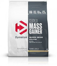 Dymatize Super Mass Gainer 12 lb - 5443 г